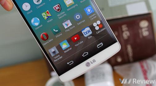 Đánh giá LG G3