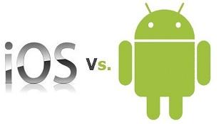 Người dùng iOS tích cực gấp 7 lần người dùng Android?