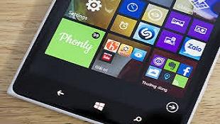 Video tính năng LiveFolder trên Windows Phone 8.1 GDR1