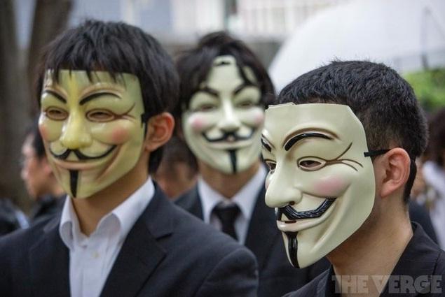 Anonymous đánh sập nhiều website của chính phủ Israel