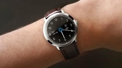 Concept smartwatch tuyệt đẹp của Microsoft, tích hợp cả Cortana