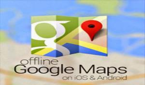 Sử dụng Google Maps ngoại tuyến trên iOS và Android
