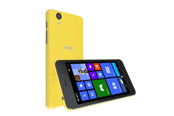Q-mobile ra mắt 4 máy Windows Phone 8.1, chip Qualcomm lõi tứ 1.2GHz