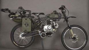 Survival Bike: Chiếc xe đạp cho ngày tận thế