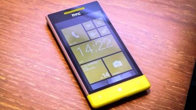 Hoãn cập nhật Windows Phone 8 Update 1 cho dế HTC