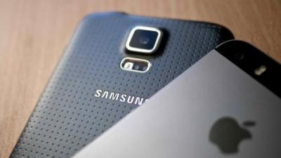 Điện thoại Samsung đang tụt dốc không phanh