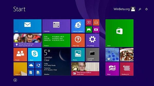 Microsoft ngừng cập nhật cho Windows 8.1