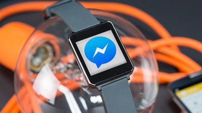 Facebook Messenger hỗ trợ cả Android Wear