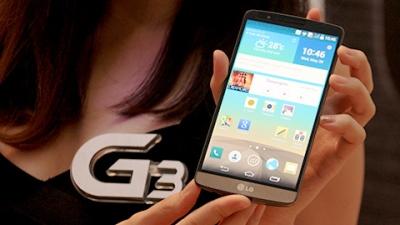 """Cấu hình LG G3 Stylus rất """"khiêm tốn"""""""