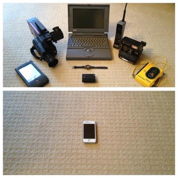 cuộc sống công nghệ tương lai