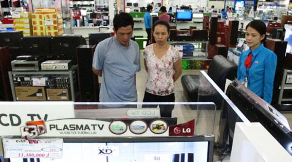 Giá TV LCD 32 inch giảm còn từ 4 triệu đồng