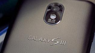 Samsung Galaxy S III ra mắt vào tháng Tư