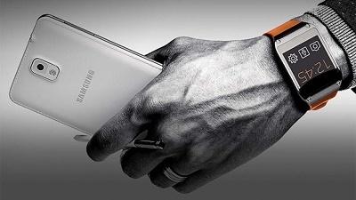Samsung sắp ra mắt smartwatch gọi điện Gear Solo
