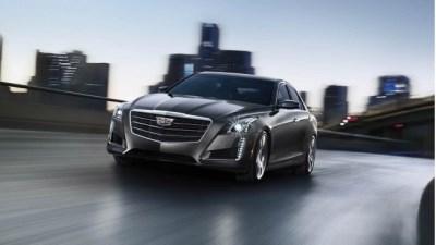 """Cadillac bổ sung hàng loạt công nghệ """"đỉnh"""" vào CTS 2015"""
