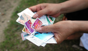 Viettel phát hiện thẻ cào điện thoại giả mệnh giá 100.000 đồng