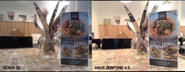 Nokia X2 và Asus ZenFone 4 A450