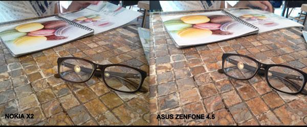 Nokia X2 vs Asus ZenFone 4 A450
