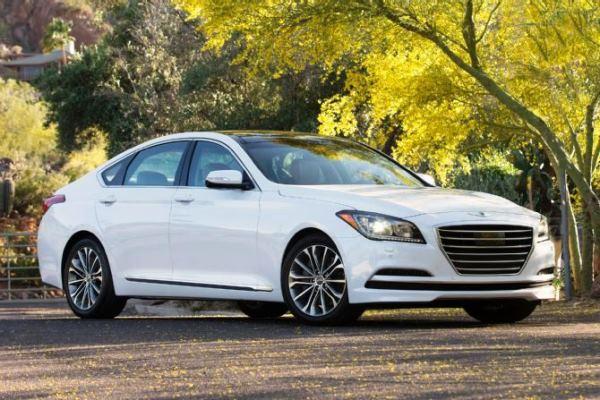 Hyundai, Đánh giá Hyundai Genesis 2015: nhiều tiện nghi thông minh