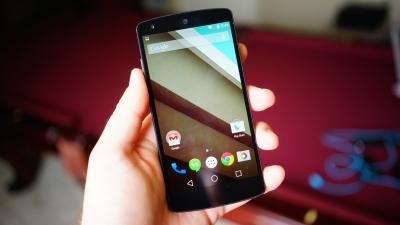 Google cập nhật Android L Preview cho Nexus 5 và Nexus 7