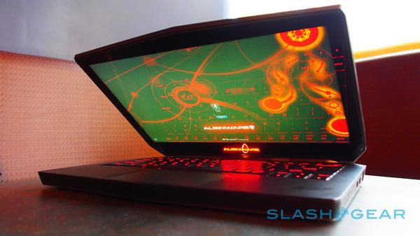 alienware laptop chơi game 13 inch