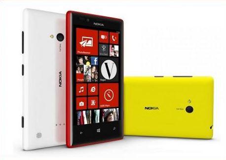 """Smartphone """"tự sướng"""" Nokia Lumia 730 lộ cấu hình"""