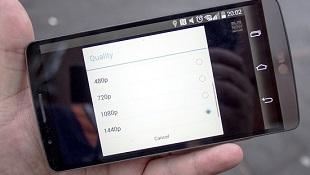 YouTube trên Android hỗ trợ xem video 2K