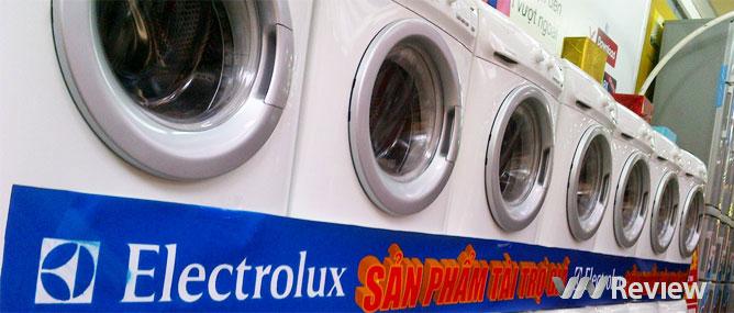 Mua máy giặt Electrolux ở đâu giá tốt nhất?