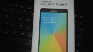 Galaxy Note 4 lên kệ từ 15/9
