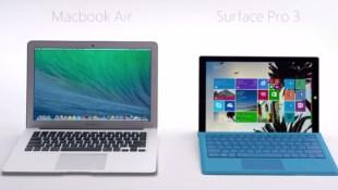"""Microsoft tiếp tục tung quảng cáo """"dìm hàng"""" MacBook Air"""