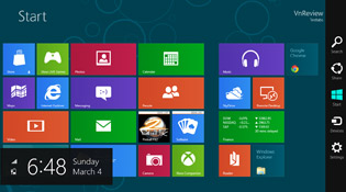 Thuật ngữ và tính năng mới trên Windows 8