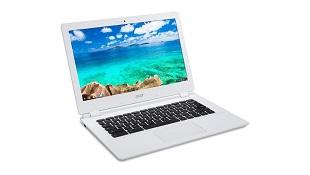 Acer ra mắt Chromebook 13 với vi xử lý NVIDIA Tegra K1
