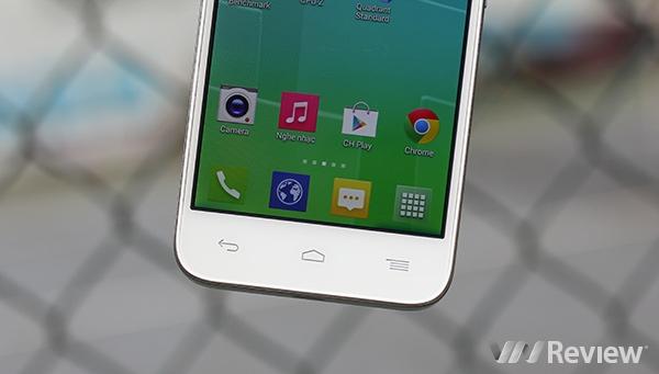 Đánh giá điện thoại Alcatel Onetouch Idol 2 Mini