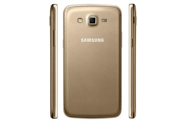 Samsung Galaxy Grand 2 có thêm phiên bản màu vàng