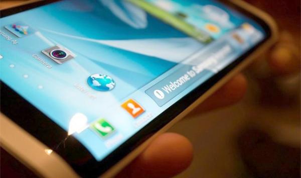 Samsung màn hình cong
