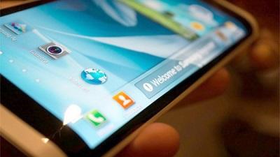 Galaxy Note Edge sẽ là smartphone có màn hình 3 mặt