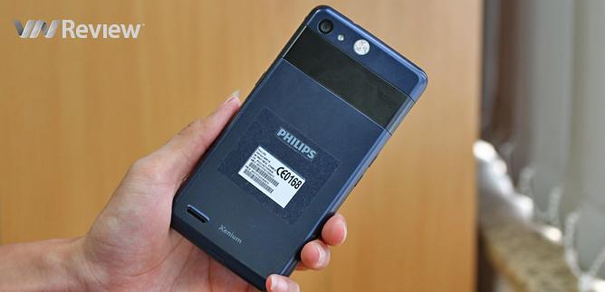 """Đánh giá Philips Xenium W6610: smartphone pin """"trâu"""" nhất hiện nay"""