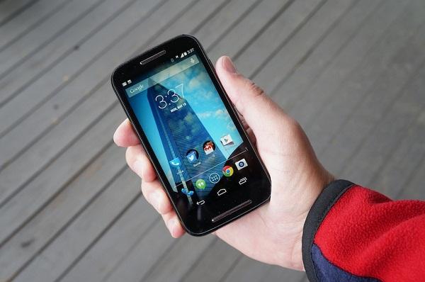"""Motorola """"lên đỉnh"""" nhờ Moto G, Moto E"""