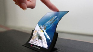 Giá smartphone màn hình dẻo sẽ rẻ hơn nữa