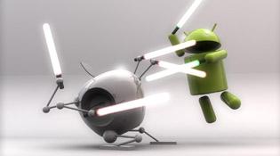 5 lý do iPad kém máy tính bảng Android