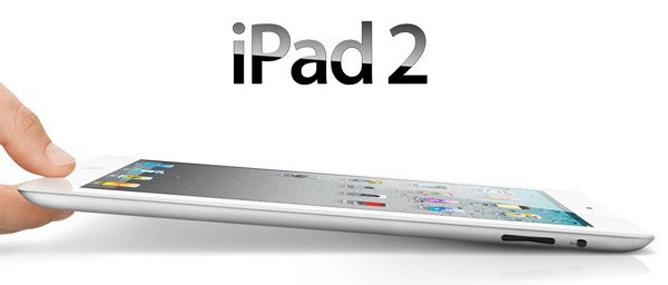 iPad 2 ngừng giảm giá chờ iPad 3