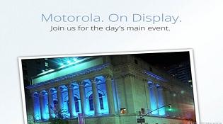 Motorola ra mắt Moto X+1, Moto G2 và Moto 360 vào 4/9?