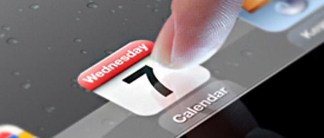 iPad 3 ra mắt lúc 1 giờ sáng mai