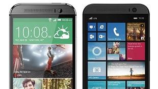 Lộ tiếp ảnh HTC One M8 for Windows Phone, có camera kép mặt sau