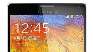 Galaxy Note 4 chưa ra mắt đã có hàng nhái