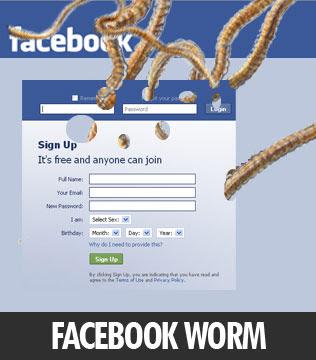 Virus mới xuất hiện và lây lan qua Facebook messenger