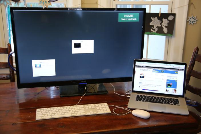 Kết nối MacBook Pro sang TV thì không nghe được âm thanh