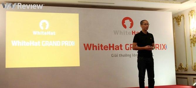WhiteHat Grand Prix tìm kiếm hacker mũ trắng xuất sắc nhất