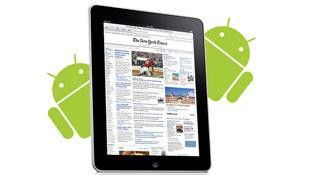 Cấu hình iPad mới so với các đối thủ Android