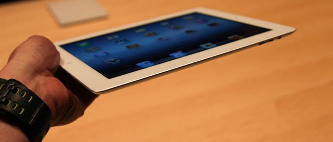 8 nỗi thất vọng trên iPad thế hệ 3