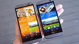 HTC One M8, One Mini 2 giảm giá tiền triệu